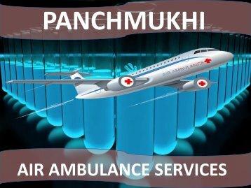 Patna Delhi Reliable Air Ambulance Emergency Medical Services
