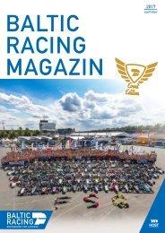 Baltic Racing Newsmagazin Eventedition