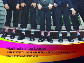 Manfred's Shoe Lounge