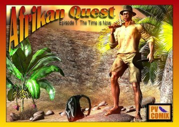 Afrikan Quest Ep. 1