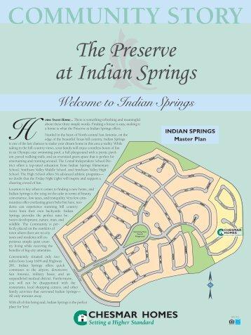 Indian Springs