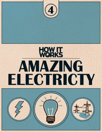 How It Works - Amazing Electricity - Book 4 (2015)