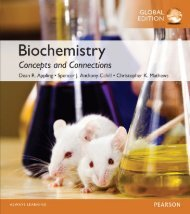 Biochemistry Concepts and Connections