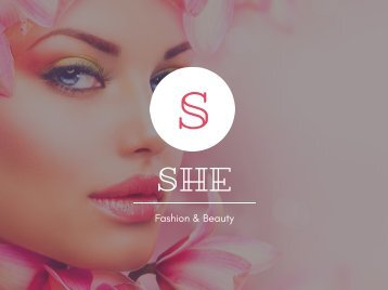 SHE - Beauty Fashion