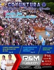 Revista Coyuntura 6ta edicion Octubre 2017