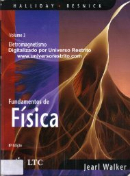 Halliday - Física 1 - Vol 3- 8ª Ed