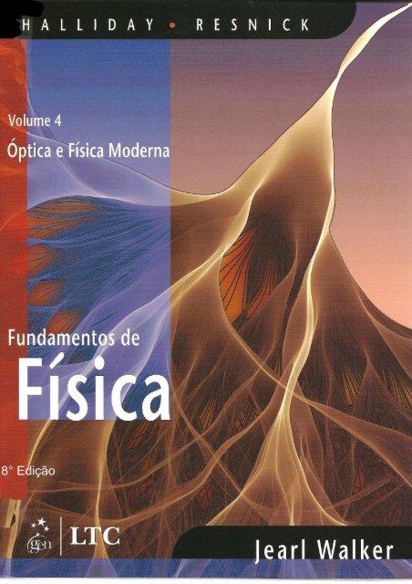 Halliday - Física 1 - Vol 4- 8ª Ed