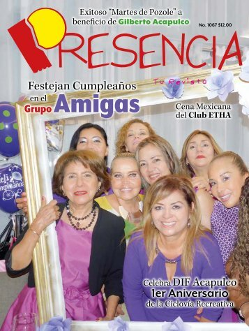 Revista Presencia 1067