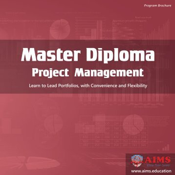 MDPM - Master Diploma Project Management