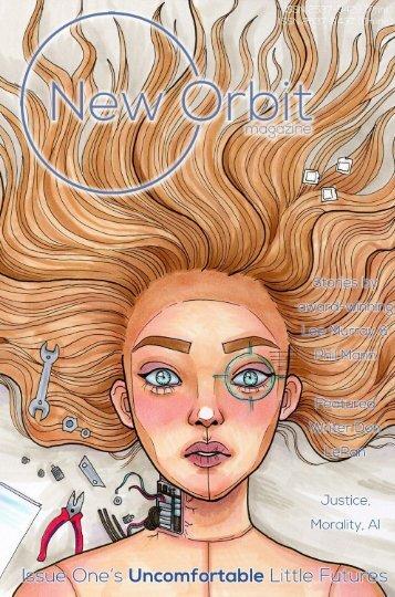 New Orbit Magazine: Issue 01, October 2017