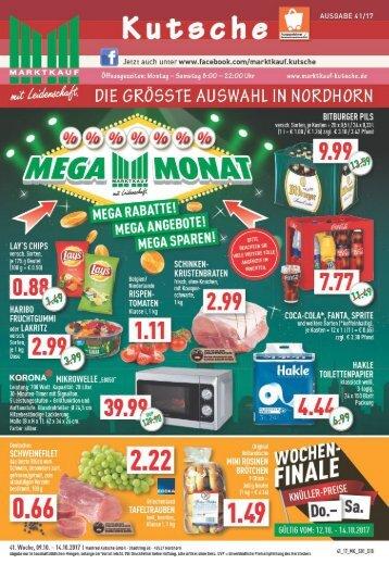 Marktkauf Kutsche KW41