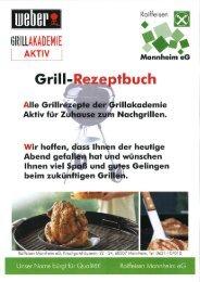Gans Grillkurs - Rezepte - Raiffeisen Mannheim