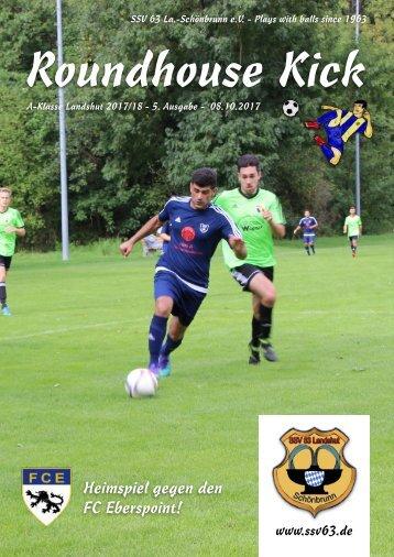 Stadionzeitung 2017 Ausgabe 5