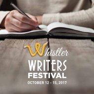 Whistler Writers Festival 2017 Program Guide