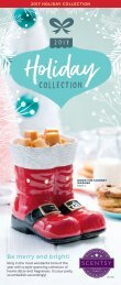 Scentsy 2017 Holiday Collection