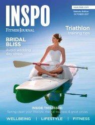 INSPO Fitness Journal October 2017