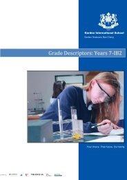Grade-Descriptors-Years-7-IB2 (06.10.17)