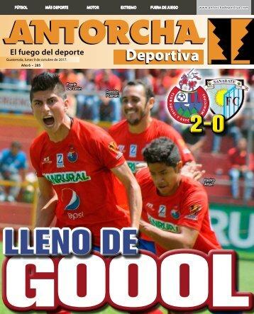 Antorcha Deportiva 285