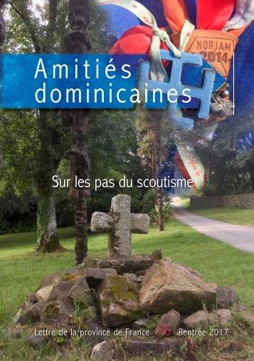 Amitiés dominicaines 76