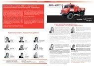 GEO-MONT Kundenzeitschrift September 2017