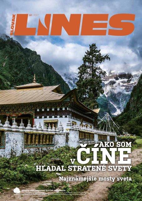 In Drive magazín Slovak Lines 10/2017