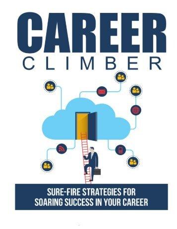 Career Climber - Success Strategies For Your Career