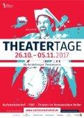 Souffleuse 2017/18 - Die Programmzeitschrift des Theaters im Romanischen Keller - Seite 2
