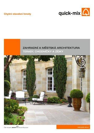 Zahradní a městská architektura