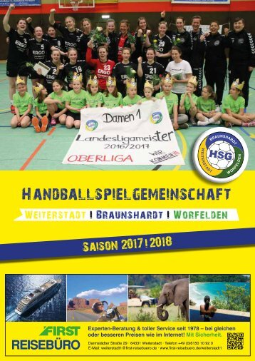HSG WBW_Hallenheft_2017_2018
