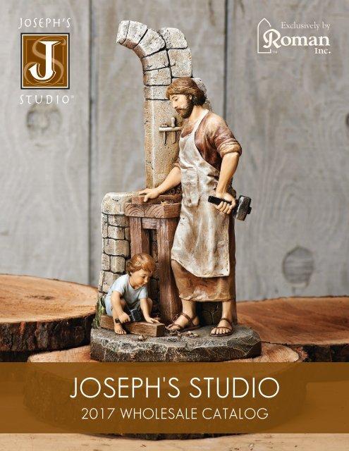 """11.75/"""" Angel Facing /& Holding Cross Outdoor Garden Statue Joseph/'s Studio 65978"""