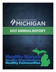 Michigan 2017 Annual Report