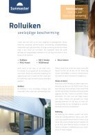 Sunmaster-2017 Productfolder Rolluiken 0217 DEF - Page 2