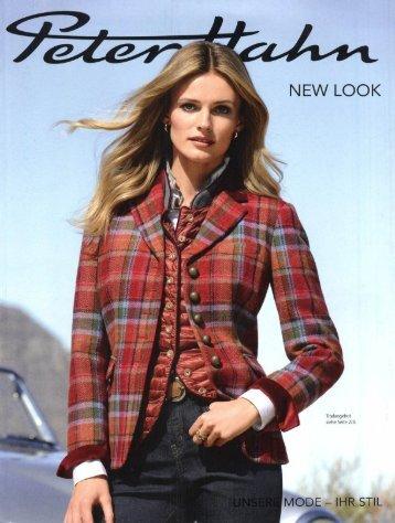 Каталог Peter Hahn New Look осень-зима 2017. Заказ одежды на www.catalogi.ru или по тел. +74955404949
