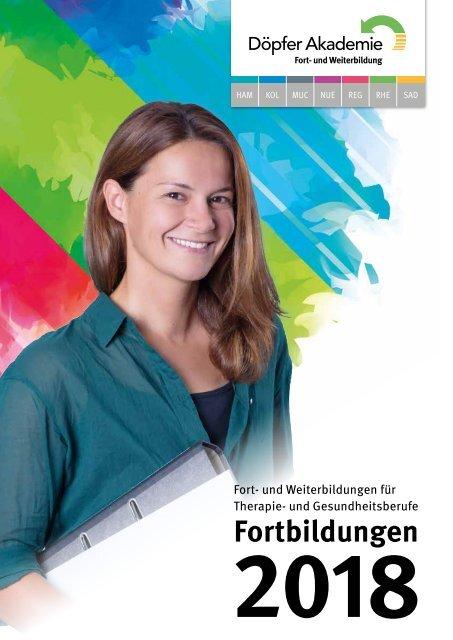 Döpfer Akademie Fortbildungskatalog 2018
