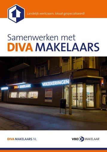 Samenwerken met DIVA