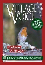 Village Voice Dec 2016 / Jan 2017 Issue 177