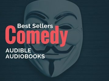 Best Sellers Comedy Audiobook