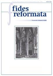 Fides 16 N1 - Revista do Centro Presbiteriano Andrew Jumper