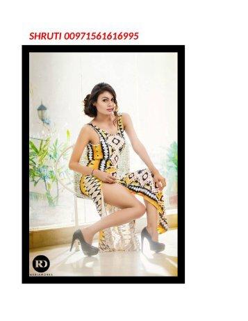 Beauty Indian Escorts in Dubai +971561616995 Dubai Escorts