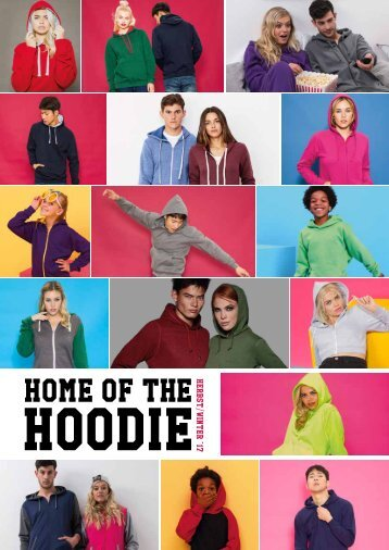 Home of the Hoodies - 2017