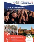 4th Asia Pacific Choir Games - ProgramBook - Page 7