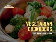 Vegetarian Cookbooks