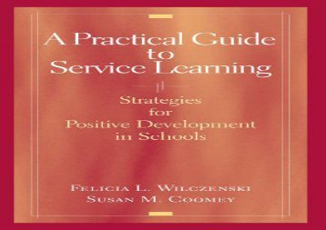 A-Practical-Guide-to-Service-Learning-Strategies-for-Positive-Development-in-Schools