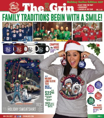 Eskimo Joe's Holiday Catalog Edition 1