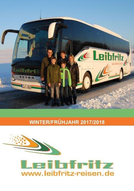 Winter / Frühjahr 2017 / 2018