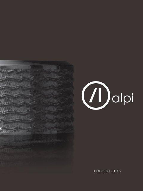 ALPI PROJECT 01.18 BY INTERDOCCIA