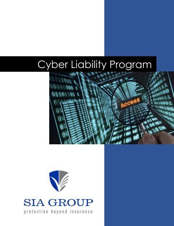 Cyber Liability Program