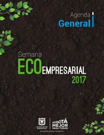 Agenda Semana Ecoempresarial 2017