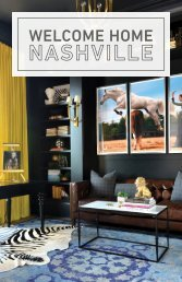 Witherspoon Nashville Showhouse Lookbook