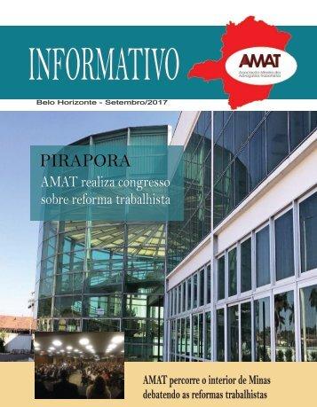 informativo AMAT - setembro 2017